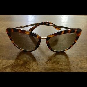 Kate Spade Sunglasses with Case cat eye